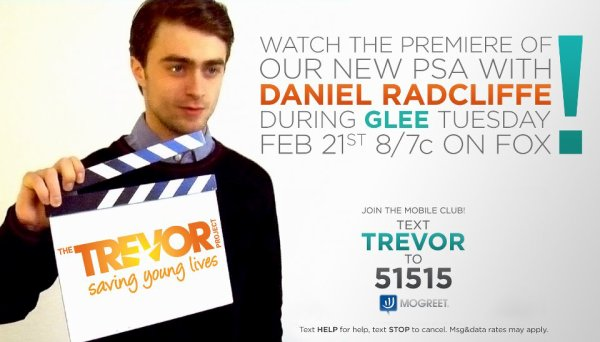 New PSA for the Trevor Project !